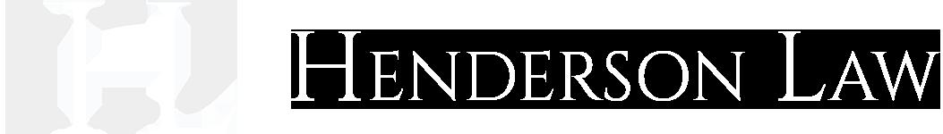 Logo: Henderson Law